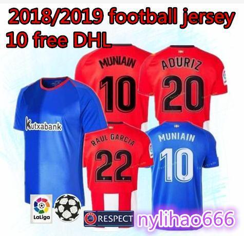 Camiseta Athletic Club Yuri B.