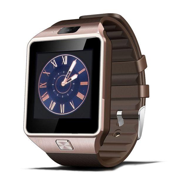DZ09 Smart Watch Dz09 Watches Wristband Android Watch Smart SIM Intelligent Mobile Phone Sleep State Smart wear watch Retail Package