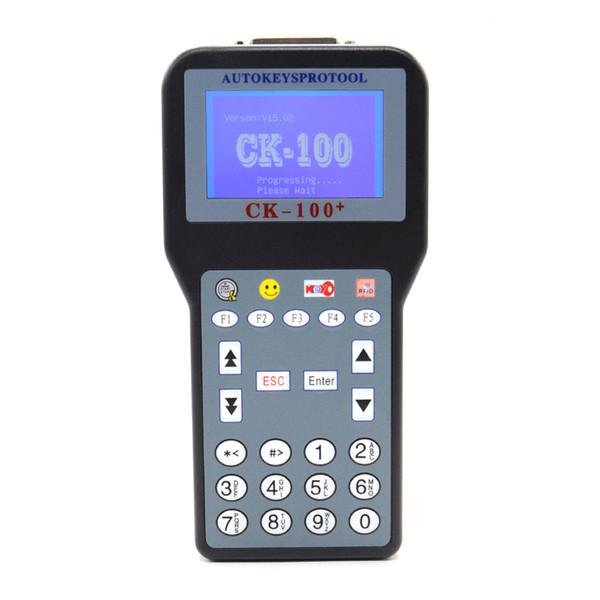 Latest Generation CK100 Auto Key Programmer V46.02 Update Of SBB Professional Car Key Maker OBD2 Key Transponder
