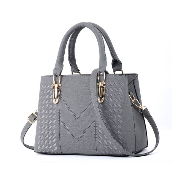 M Brand Tote High quality Luxury Women Handbag Zipper Fashion PU Leather Ladie Crossbody Bag Ladies Luxury Bags