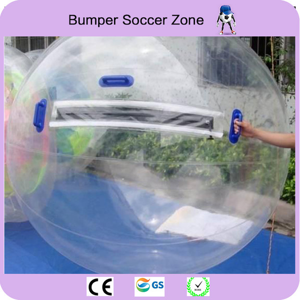 Free Shipping Top Quality 2m Water Walking Ball Giant Water Zorb Ball Ballon Inflatable Water Zorb Ball