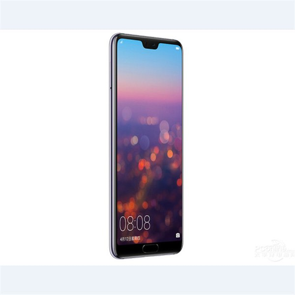 2018 Goophone P20 pro smartphones with 5.5inch Android dual sim shown fake 4G RAM 128G ROM 4G LTE cell phones