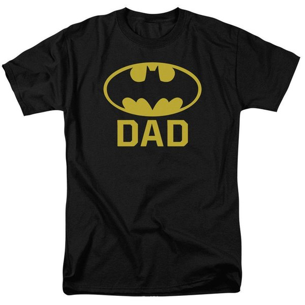 "atman ""Bat Dad"" T-Shirt - Adult, Child, Toddler2018 fashion t shirt100% cotton tee shirt"