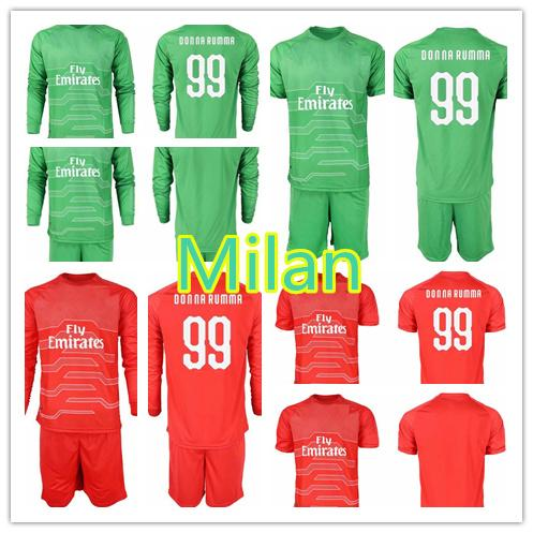Maillot Extérieur AC Milan ANTONIO DONNARUMMA