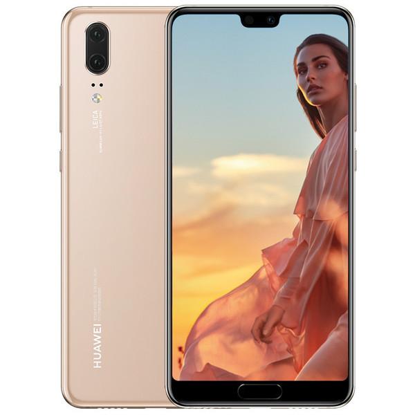 Huawei P20 5.8 дюймовый экран задней двойной камеры отпечатков пальцев разблокировать двойной карточки двойной резервный мобильный телефон