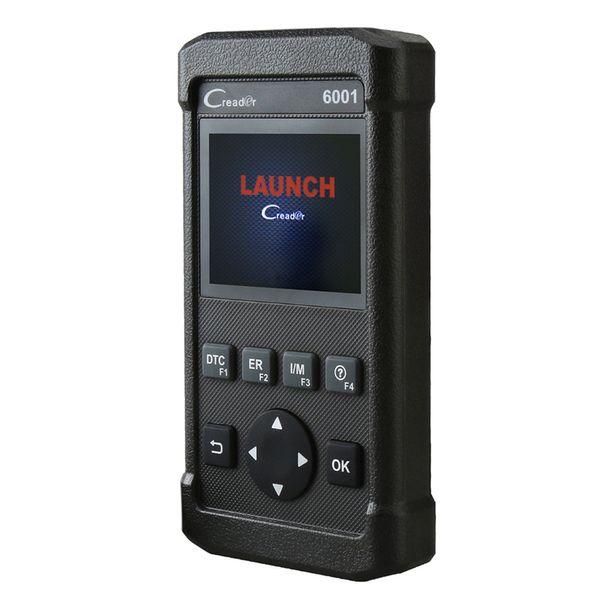 Launch Creader 6001 OBD2 Scanner Car Code Reader Scan Tool Full OBDII EOBD Diagnostic Functions Print data via PC