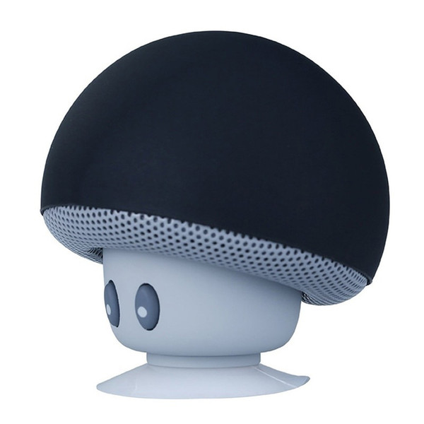 Musically Pop Phone Holder Soporte Speakers Mp3 Player Bluetooth Little Mushroom Stand for Xiaomi iPhone Samsung Huawei