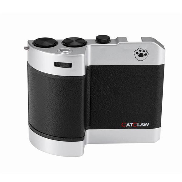 Nuevo transformador de controlador de disparo de teléfono de Catclaw como DSLR Toma accesorio de fotografía Empuñadura de cámara de 4.7