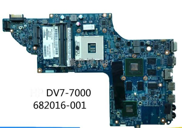 682037-501 682037-001 nicht integriertes Motherboard Board für HP ENVY PAVILION DV7 DV7T-7000
