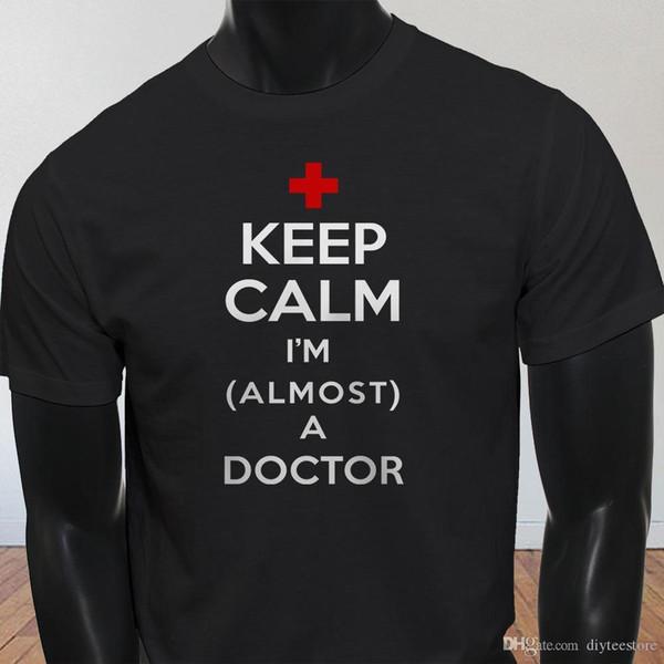 Keep Factory Outlet T-Shirt T-shirt Men Geek Short Sleeve Cotton Custom Big Size Couple T Shirts
