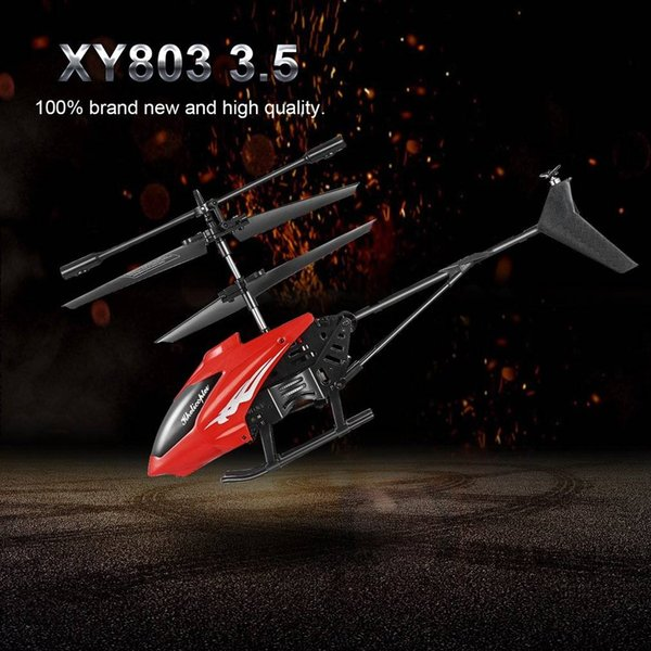3.5 CH RC Helicopter Toy Remote Control Drone Radio Gyro Aircraft Kids Toys for indoor and outdoor flight