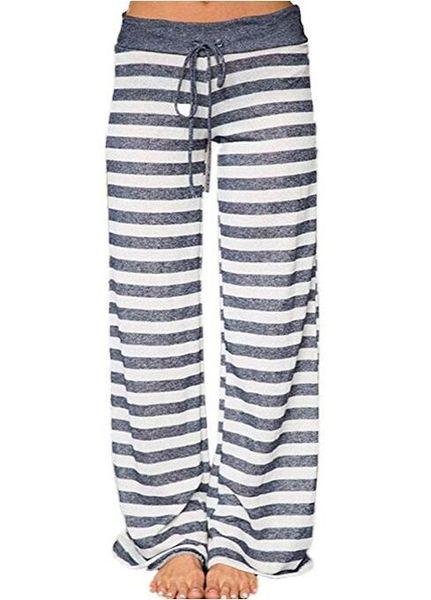 5b831374c8 ... Zipper Housecoat Full Length Zip up Robe Long Sleeve Wrap Bathrobe. 34%  Off. US 21.48  Piece · Spring Autumn Sleep Bottoms Women Striped Pants Lace  Up ...