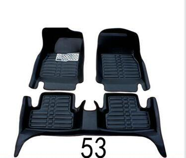 best selling Weatherbeater Front & Rear Floor Mats BLACK fits Nissan Rogue 2014-2017