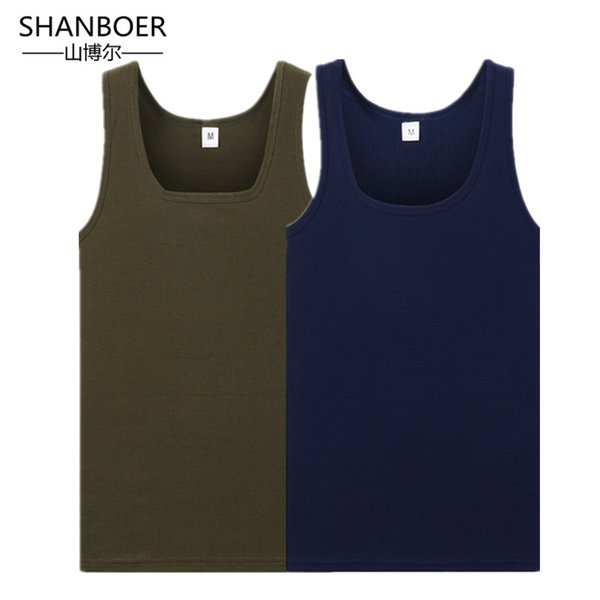 3pcs New Men Summer Tank Tops Cotton Golds Jersey 2018 Bodybuilding Sleeveless Brand Casual Shirts Men's Hot Selling