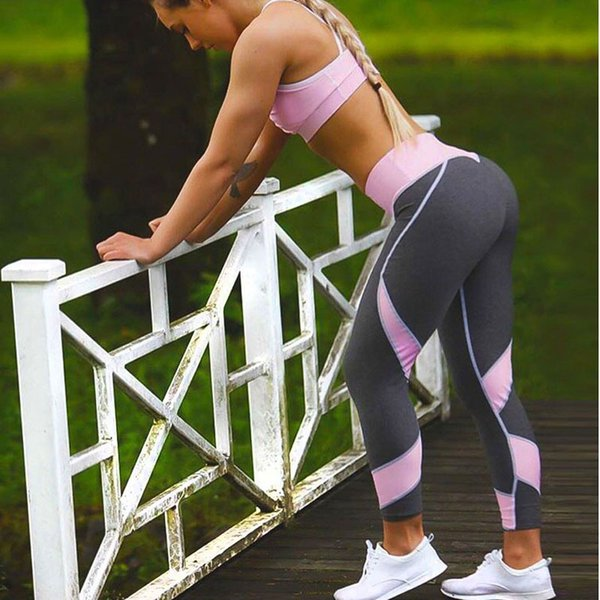 Sports Pants Running Tights Women Fitness Leggings S-XL Sportswear Women Sexy Running Yoga Pants Slimming Stretch Gym Leggings