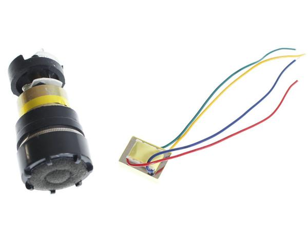 Kostenloser Versand! Kapsel-Patrone für SM 58 SM58LC SM58S SM58SK verdrahtetes Mikrofon-direkter Ersatz-Transformator Incloud