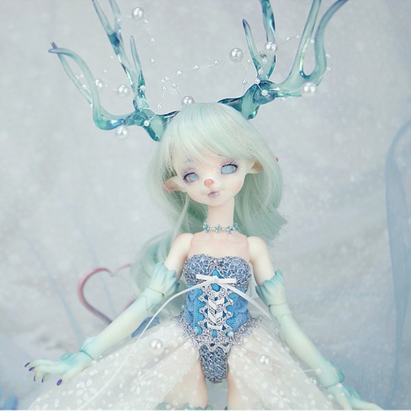OUENEIFS Dollpamm Ice Arubi bjd sd dolls 1/6 resin figures body model reborn girls boys eyes High Quality toys makeup shop