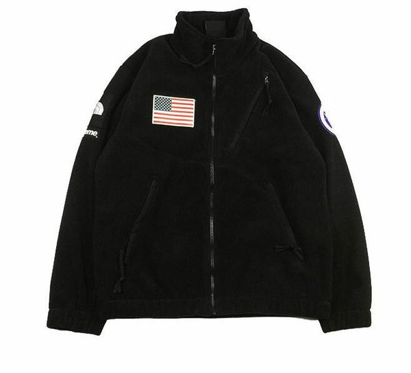 2019 north jacket 17ss Trans Antarctica Jacket Men Women Coats Fashion Outerwear Top Quality men s clothing S~XL plus size windbreaker