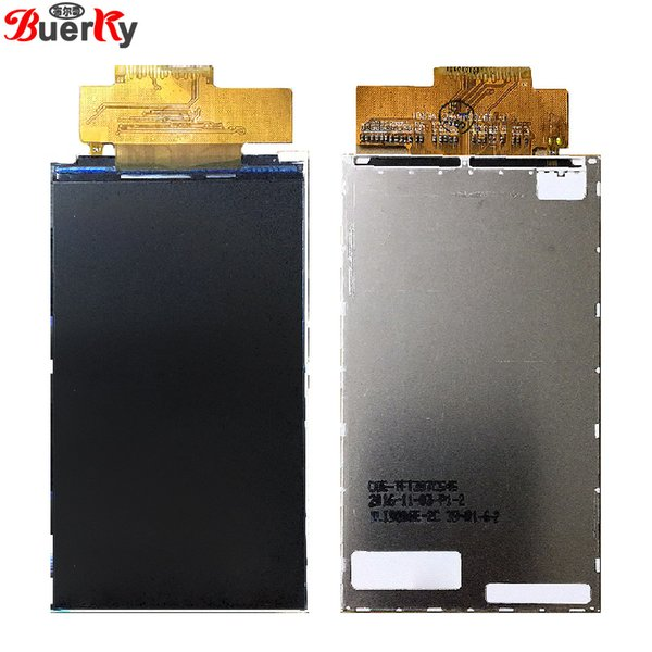 5pcs LCD Screen For BLU Advance 4.0 M A090 LCD Display Monitor Glass Digitizer sensor Replacement free shipping