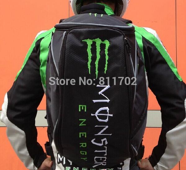 Gros-nouveau 2015 moto sac à dos moto sac imperméable à l'eau des épaules réfléchissant casque sac moto racing package livraison gratuite