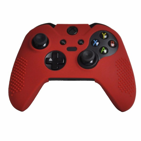 hot sale Antislip Soft Silicone Rubber Protective Skin Case Cover For Microsoft Xbox one Elite Controller