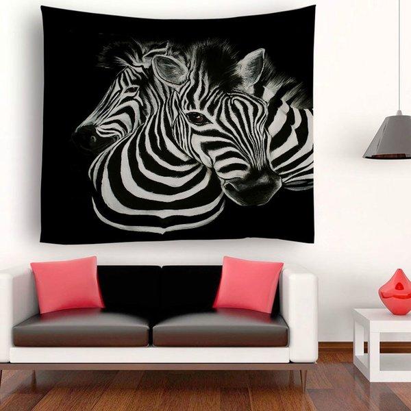 230x150cm Lieblings Lion Pferde gefundene Artikel Deck Polyester Wall Art hängende Dekoration Tapestry Wurf Yoga-Matte Indian Beach Schal Badetuch