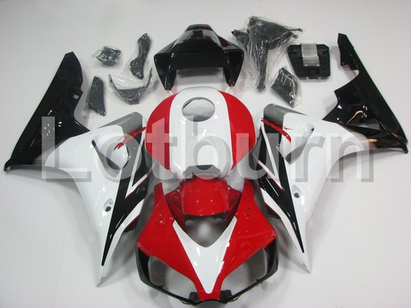 Bodywork Moto Fairings Fit For Honda CBR1000RR CBR1000 CBR 1000 RR 2006 2007 06 07 Fairing kit Custom Made High Quality ABS Plastic A515