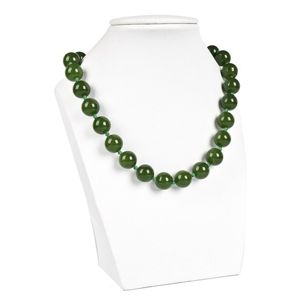 12 mm A more rounded bead D I Y Malay jasper necklace Women Bring it more noble GLOSS
