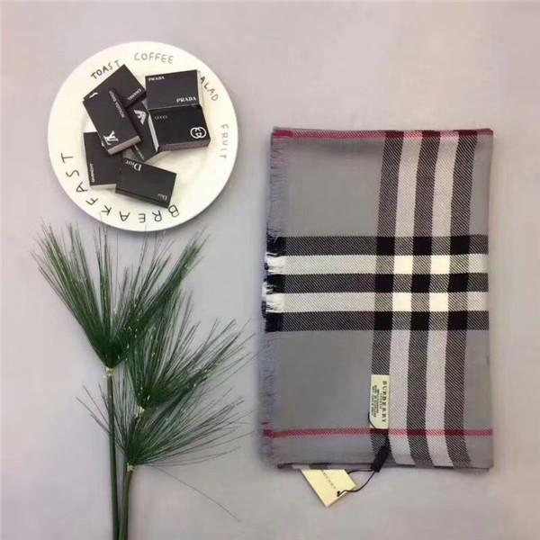 Hot fashion warm and comfortable women with autumn and winter plaid cotton scarf free of transport costs