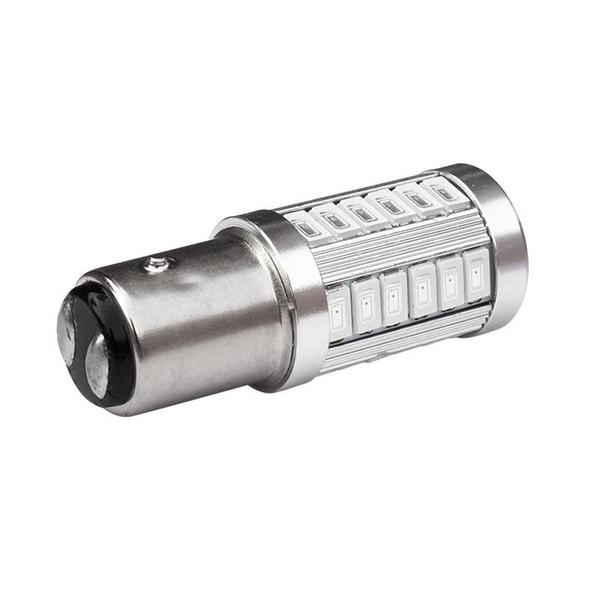 2PCS 1157 BAY15D P21/5W 33SMD 5630 Led Turn Signal Brake Light 33SMD 5730 LED Auto Back Fog Lamp Rear Tail Stop Bulb