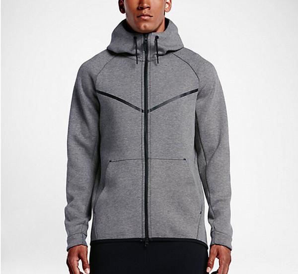 Outono E Inverno Esportes Lazer Masculino Com Capuz Camisola de Algodão Marca de Moda de Nova Casaco do Homem Plus Size L-5XL