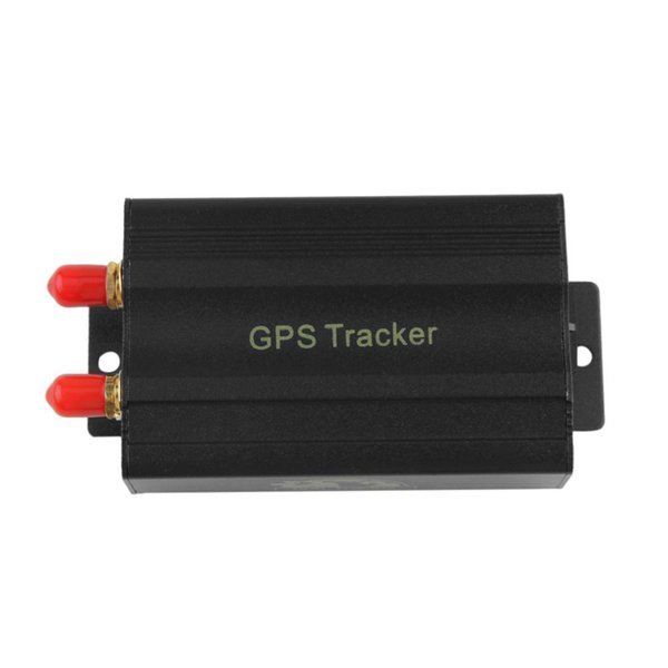 Mini GPS TK103A Vehicle GSM GPRS SMS GPS Locator Tracker Map Mobile Phone Support SMS / GPRS Dual-mode Switching