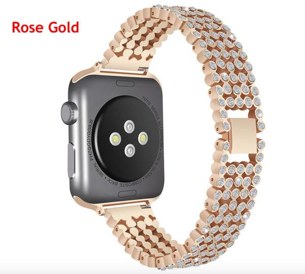 Rose Gold (38mm)