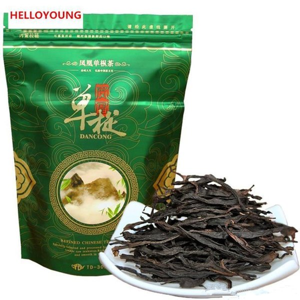 250 г Китайский органический улун чай Феникс один комок легкий аромат зеленый чай здравоохранение новый весенний чай зеленый пищевой завод Прямые продажи