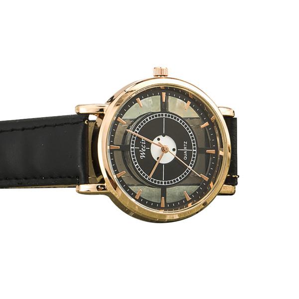 Neutral Fashion Personality Simple Fashion Unique Hollow Watch Luxury Unique Stylish Double Hollow Elegant Casual Wristw