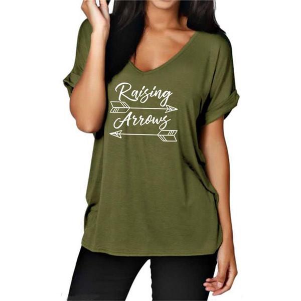 2018 موضة جديدة رفع aiows طباعة t-shirt بلايز شيرت لطيف الصيف النساء kyliejenner هدية عيد الميلاد