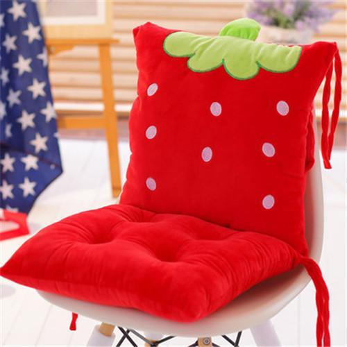 Cartoon Chair Cushion For Office Chair Sofa,Seat Cushions Kitchen Chairs  Embroidered Cushion Pads Car Seat Cushion And Pillow Outside Chair Cushions  ...