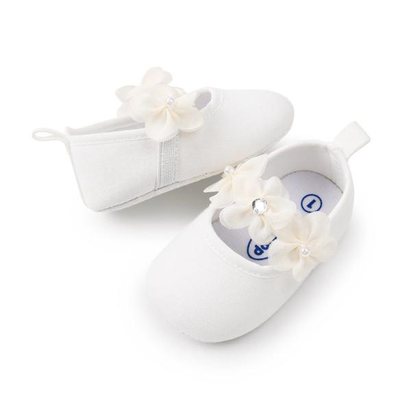 CLKJYF Doce Princesa Suave Fundo Da Criança Do Bebê Primeiro Sapatos de Caminhada Macio Respirável Não-deslizamento Para O Bebê Menina Primavera Verão Auttum