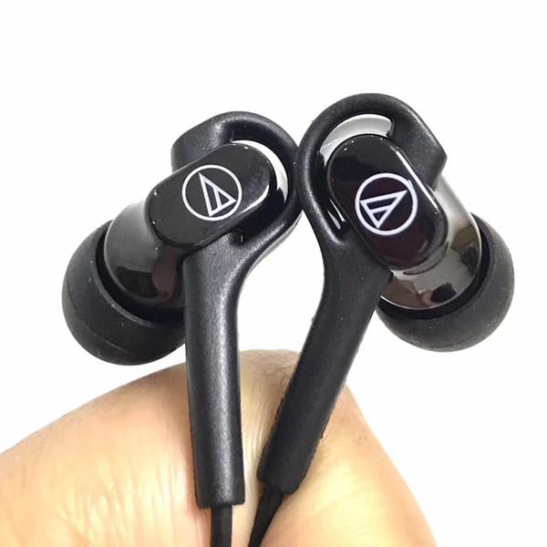 Écouteurs filaires d'origine 100% ATH-CKB50 sans boîte de vente au détail