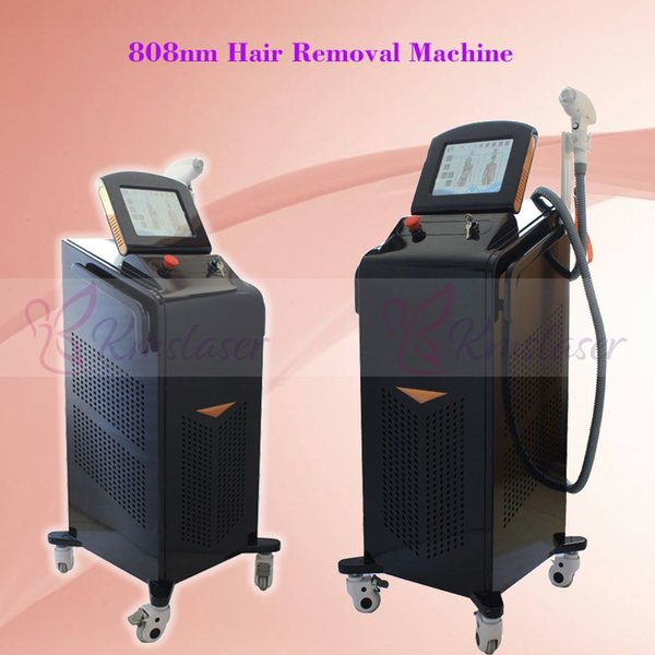 Non channel Light sheer diode laser hair removal system 808nm Diode laser Soprano 808 diode laser hair removal machine