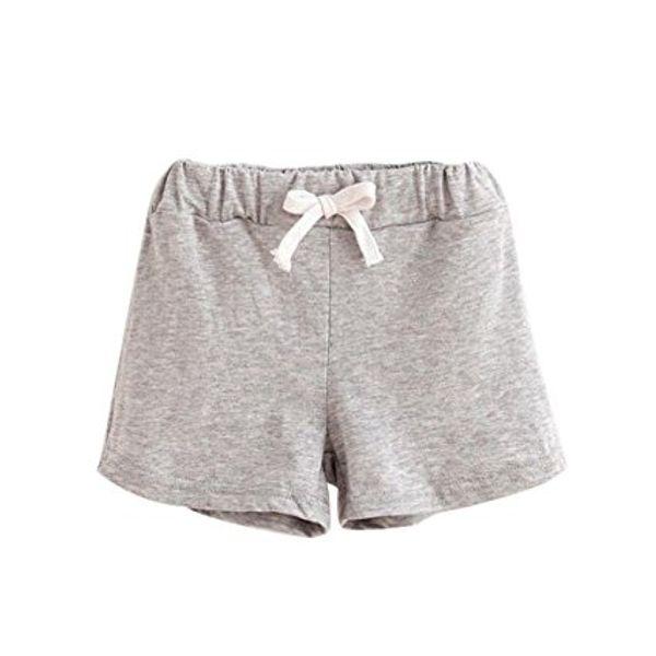 top popular Summer Kids Shorts Boys Girls Shorts Candy Clothing Shorts,Summer Casual Beach Shorts 2021
