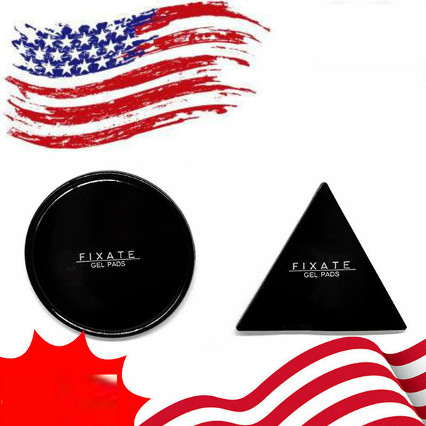 New Hot Super potente Fixate Gel Pad Strong Stick Colla Anywhere Wall Sticker Marca Conveniente Pad Gel portatile
