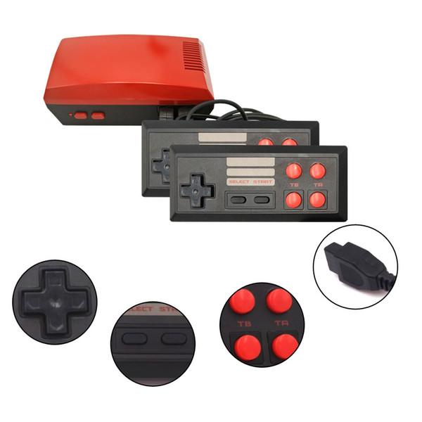 Die neue Mini-Spielekonsole kann 620 Game Video Handheld 8 Bit für Spielekonsolen mit Retail-Boxen AU / US / EU / UK Plug speichern
