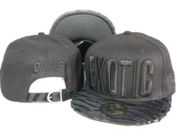 Erkekler Snapback D9 Rezerv EXOTIC Snapbacks D Dokuz Rezerv Snap kayış geri Işlemeli Adam Kadın Kap Moda Hip Hop Şapka Caps