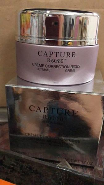 Хорошее качество!!Известный бренд 50 мл захват увлажняющий крем для лица R60 / 80 несв