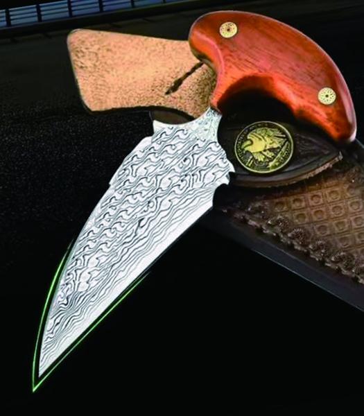 wholesale Push knife (VG10) steel hardness 60 Karambit adjustable push knife lock back pocket Folding knife cutting tool 1PCS freeshipping