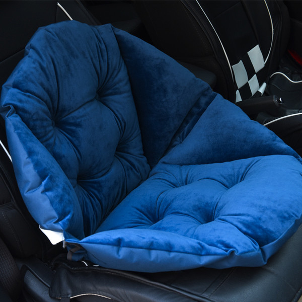 Tremendous On Sale Newest Plush Shell Design Seat Cushion Lumbar Back Support Cushion Pillow For Office Home Car Seat Chair 2 Size Lawn Chair Pads Seat Cushions Forskolin Free Trial Chair Design Images Forskolin Free Trialorg