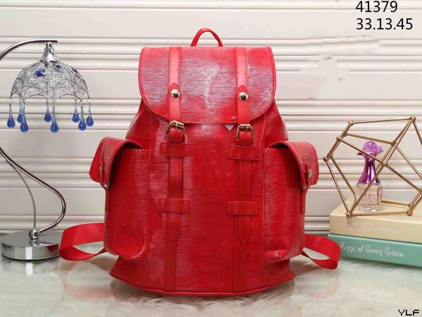 Hot Sell Classic Fashion bags brand designer Women Men Backpack Style Bag Unisex Shoulder Handbags Travel hiking bag (9colors choose) #41379