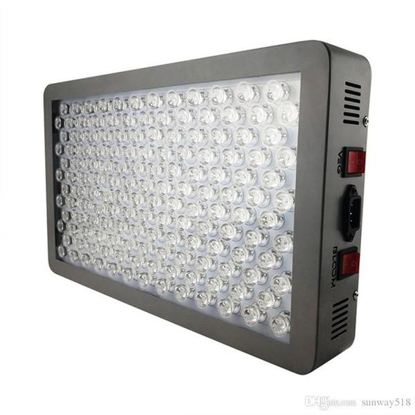 2018 neue Ankunft wachsende Beleuchtung P450 LED wachsen Lampen für Pflanzen voller Spektrum 12 Band Lichter DUAL VEG / BLOOM Kontrolle