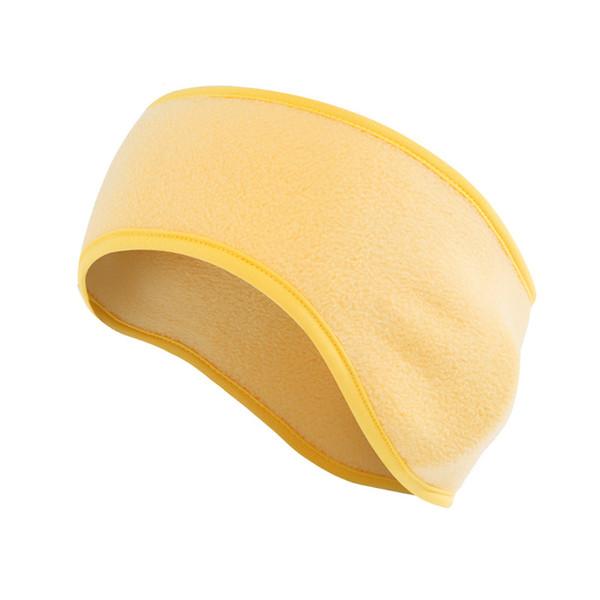 Antistatic Head Hoop Ear Guard Headband Outdoors Running Hair Belt Warm Fashion Hairpin Net Color 3 9ql gg
